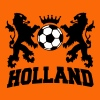 holland / nederlands elftal / the netherlands - Mannen Premium T-shirt