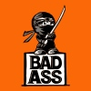 Cute Ninja Badass - Men's Premium T-Shirt