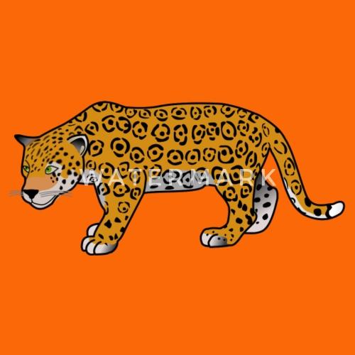 Gepard Kot Lampart Jaguar Ocelot Gepard Wildcat28 Premium Koszulka