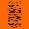 Tiger Stripes 1 - Men's Premium T-Shirt