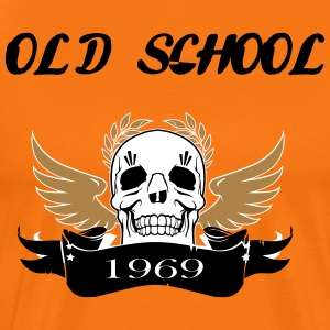 Old school1969 - Men's Premium T-Shirt