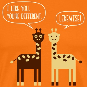 You Are So Different! - Men's Premium T-Shirt
