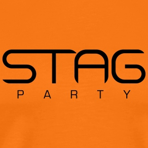 Stag party bachelor party - Men's Premium T-Shirt