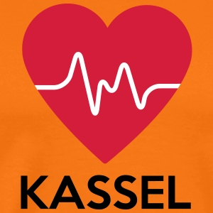 heart Kassel - Men's Premium T-Shirt