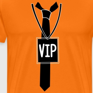 VIP Tie - Men's Premium T-Shirt