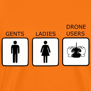 Drone Users - Men's Premium T-Shirt