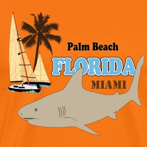 USA Florida - Men's Premium T-Shirt
