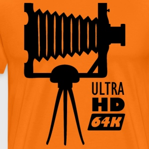 ultrahd blak - Men's Premium T-Shirt