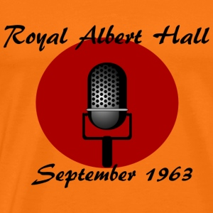 1963 Royal Albert Hall - Men's Premium T-Shirt