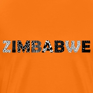 ZIMBABWE - cartas con estampado animal