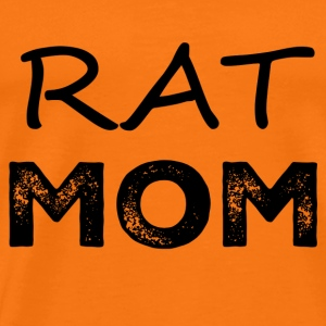Rat Rats Pet Pets Love Mom - Men's Premium T-Shirt