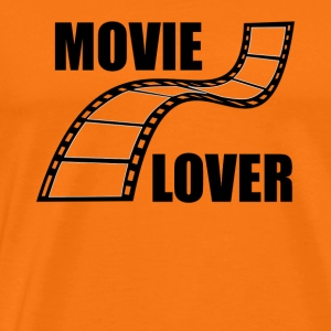 Film Fan Movie Lover Geschenk - Männer Premium T-Shirt
