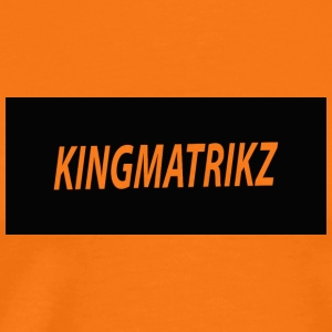 kingmatrikz - Men's Premium T-Shirt