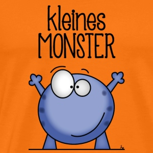 Little Monster Boy *** *** - Premium-T-shirt herr