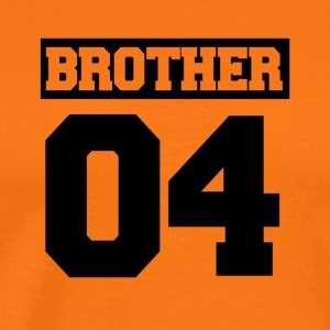 Brother Sister Family shirt Gift - Mannen Premium T-shirt