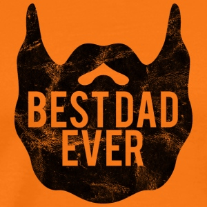 Father / Father's Day / Son / Daughter: Best Dad Ever - Men's Premium T-Shirt
