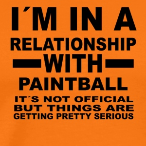 relation avec PAINTBALL - T-shirt Premium Homme