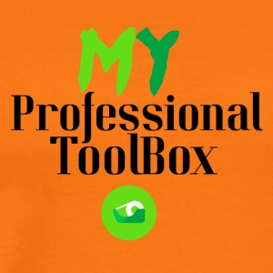 Professional toolbox - Men's Premium T-Shirt