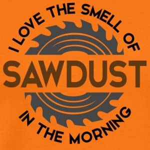 The Smell Of Sawdust In The - Men's Premium T-Shirt
