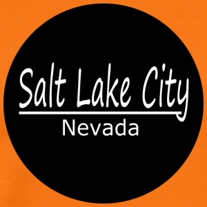 Salt Lake City - T-shirt Premium Homme