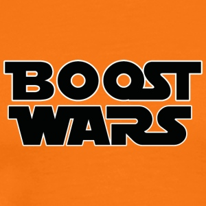BOOST WARS - Mannen Premium T-shirt