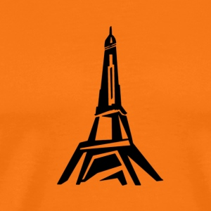 paris - Premium-T-shirt herr