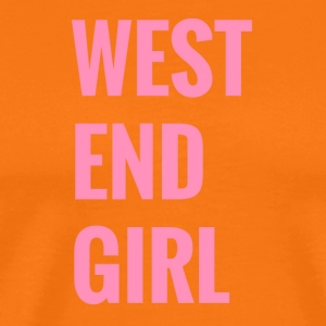 West end girl - Men's Premium T-Shirt