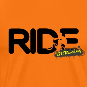 RIDE BC TEE - Men's Premium T-Shirt