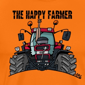 the happy farmer rode