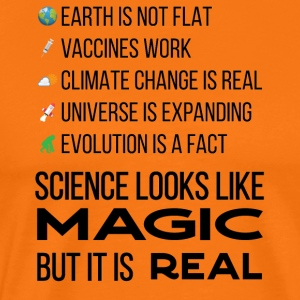 Science is like magic - just real!