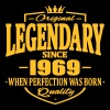 Legendary since 1969 - Men's Premium T-Shirt