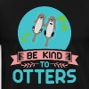 The sweet otter - Men's Premium T-Shirt