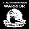 I'm a Wolf-Hirschhorn Syndrome Warrior - Men's Premium T-Shirt