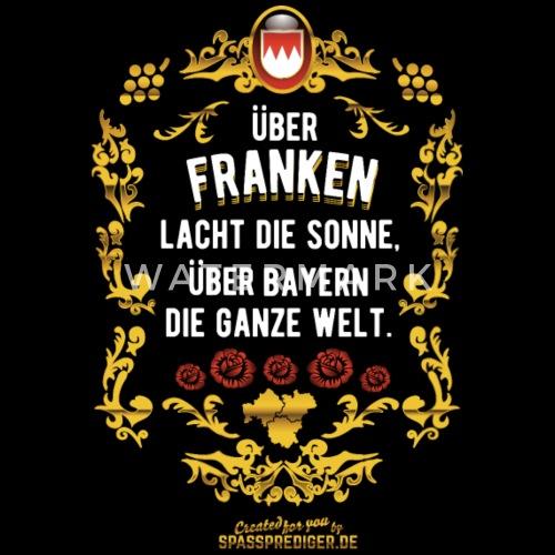 franken sprüche lustiges Sprüche Shirt Franken Männer Premium T Shirt | Spreadshirt franken sprüche