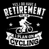 Cycling Retirement - Männer Premium T-Shirt