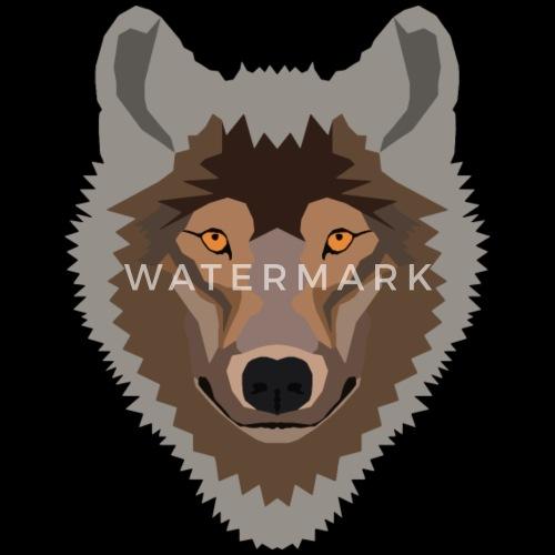 Wolfie Männer Premium T Shirt Spreadshirt