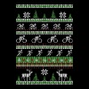 Triathlon Ugly Christmas - Men's Premium T-Shirt
