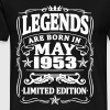Legends are born in may 1953 - Men's Premium T-Shirt