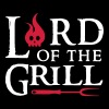 Lord of the Grill - Premium-T-shirt herr