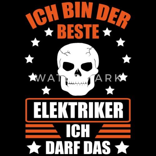elektriker geschenk lustiger spruch von maximaldesignsgifts spreadshirt. Black Bedroom Furniture Sets. Home Design Ideas