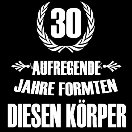 30 Geburtstag Manner Premium T Shirt Spreadshirt