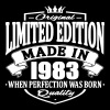 Limited edition made in 1983 - Men's Premium T-Shirt