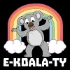 Equal rights LGBT Koala Bear Gay - Men's Premium T-Shirt