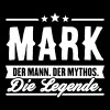 Man Myth Legend Mark - T-shirt Premium Homme