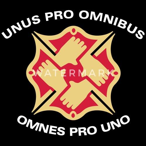 Unus pro omnibus - omnes pro u...