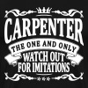 carpenter the one and only - Men's Premium T-Shirt