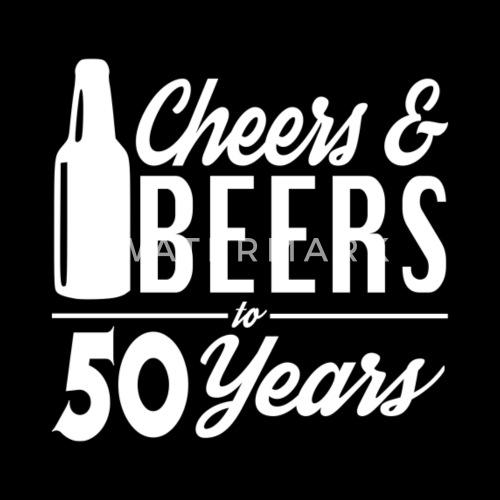 50 Jaar Verjaardag Shirt Mannen Premium T Shirt Spreadshirt