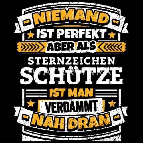 schützen sprüche Lustiger Sternzeichen Schütze Spruch Männer Premium T Shirt  schützen sprüche
