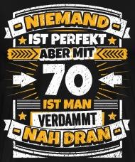 Geburtstag lustig 70