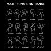 The 'Math Function Dance' (Nerd Shirt) - Men's Premium T-Shirt